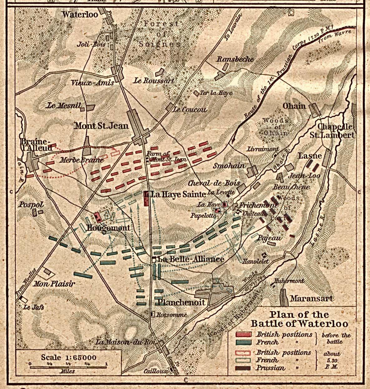 42+ Battle plan information