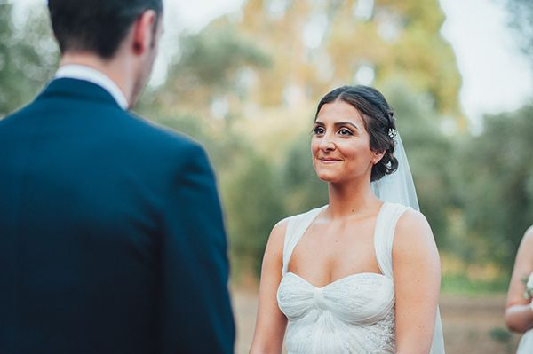 Enchanting olive grove wedding | Jasmine & David - Love4Wed