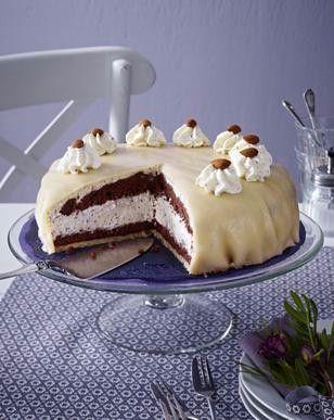 Lübecker Mandel-Torte #liekenurkorn