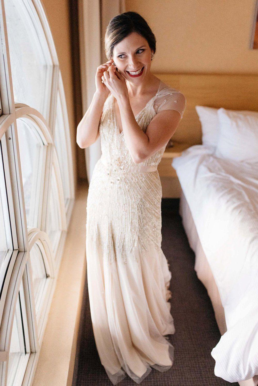 Jenny Packham Willow Wedding Dress | Olive Photography Toronto ...