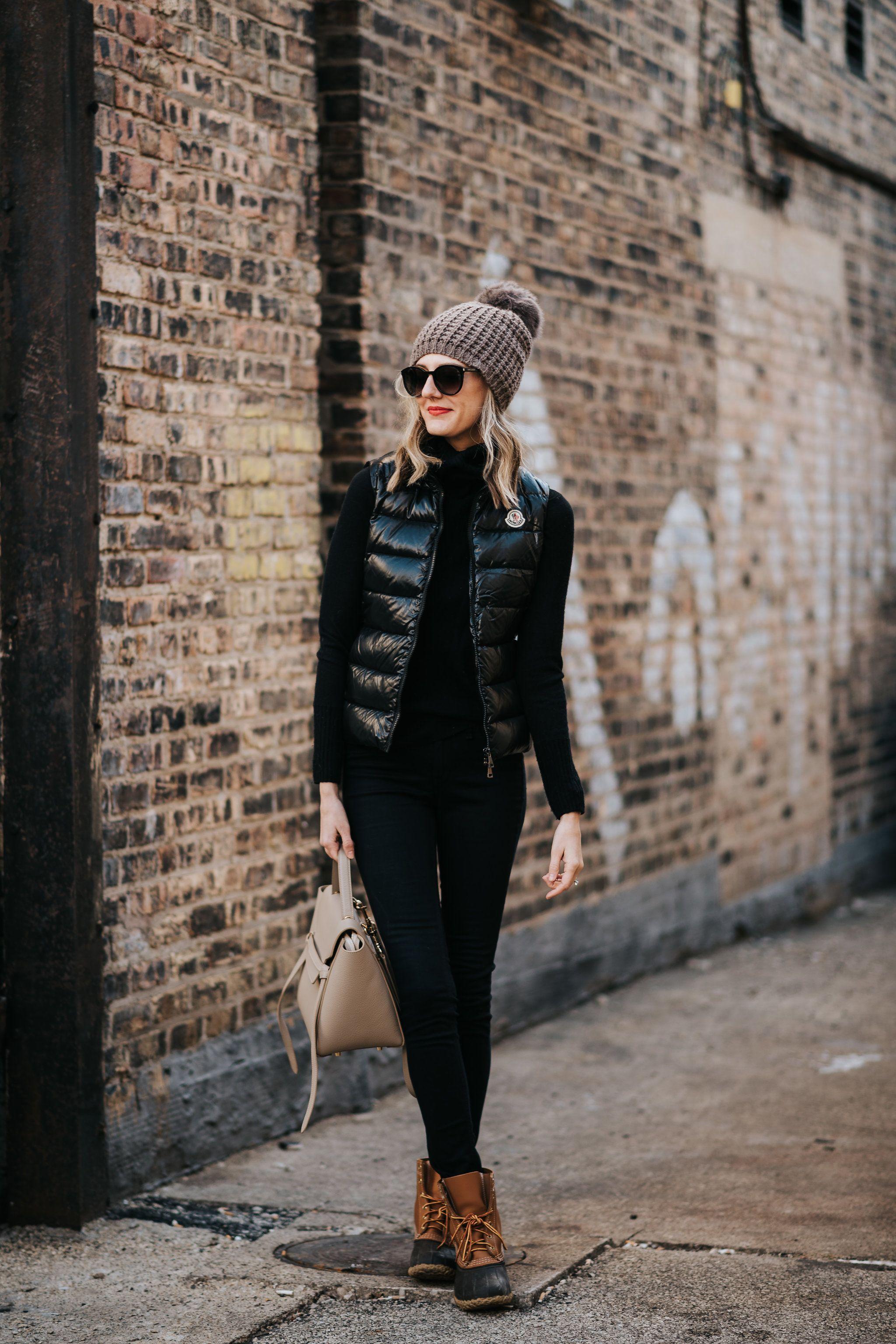 c1f83ec785 what to wear in a winter slump weekend winter uniform urban chic ...