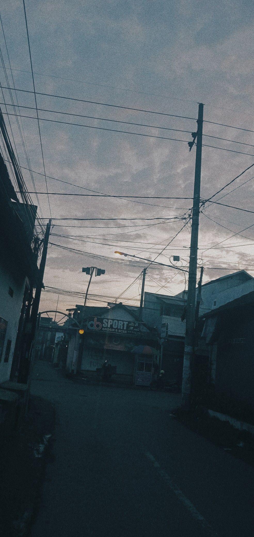 Sejenis Senja Tapi Di Pagi Hari Pagi Senja Langit Awan Suasana Cuaca Matahari Langit Pemandangan Awan