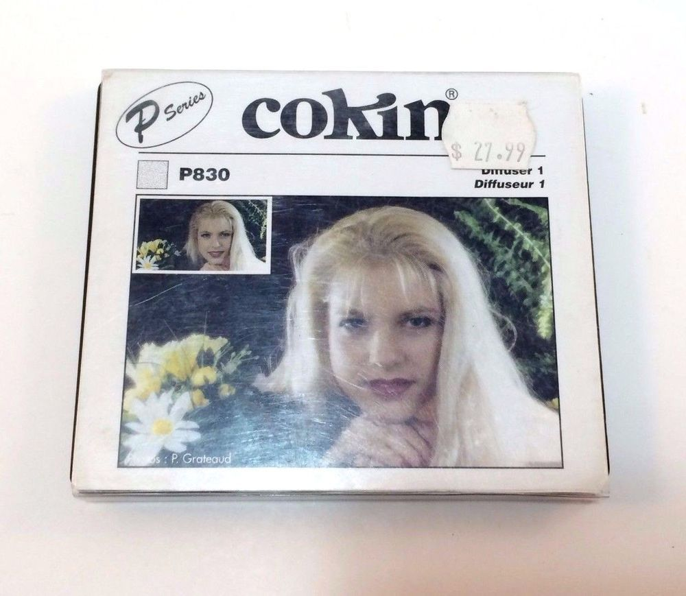Cokin P830 Filter P Diffuser 1