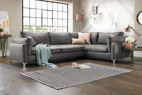 Corner Sofas In Leather Fabric Sofology Leather Corner Sofa Corner Sofa Sofa Shop