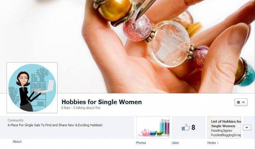 Hobbies for single women