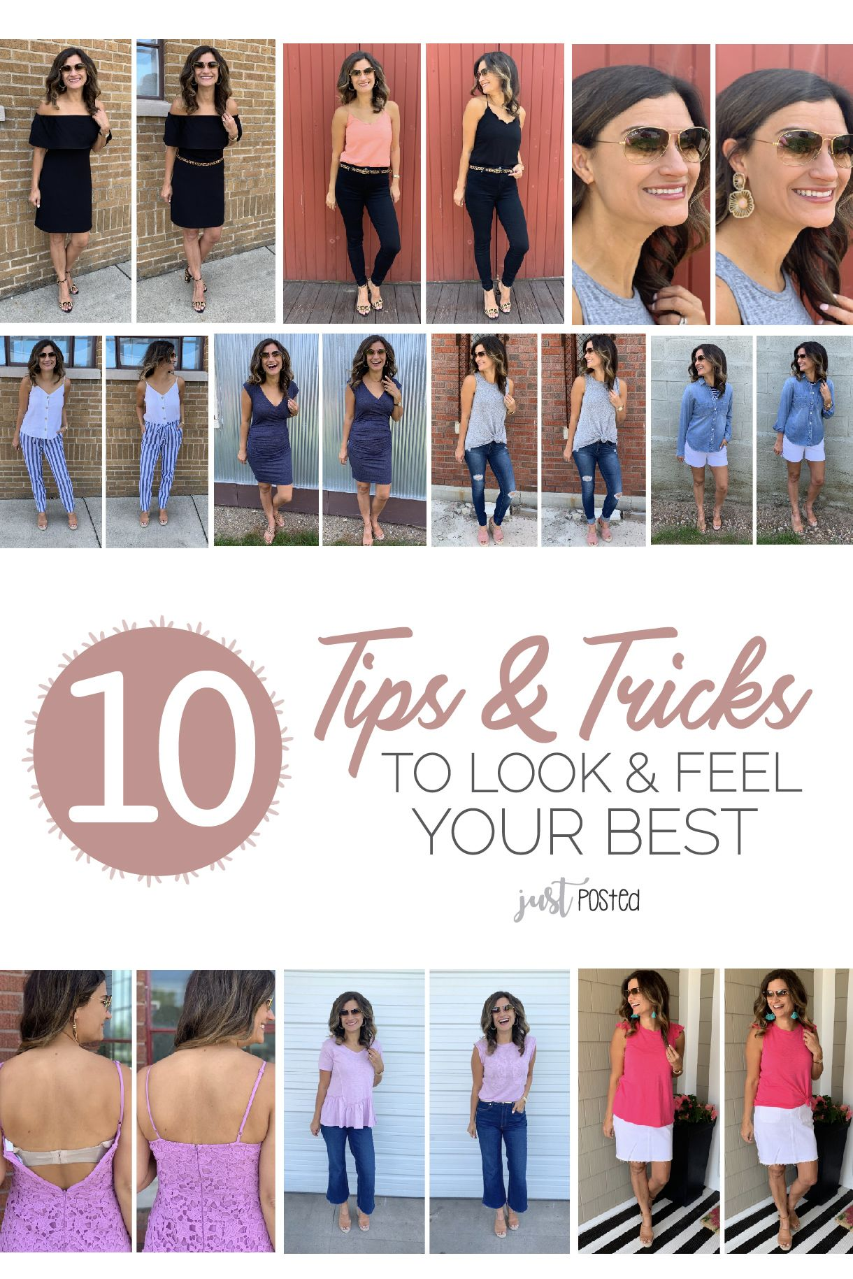 7 Tips and Tricks to Look and Feel Your Best! Easy & Simple