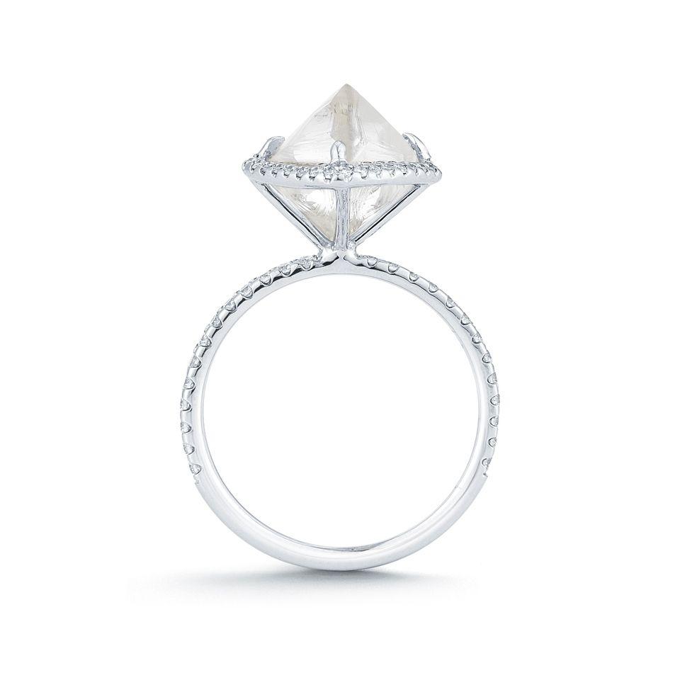 Upside Down Engagement Ring Diamond Jewelry Designs Jewelry Fine Jewelry
