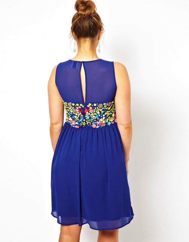 20d6e8f38f 5 Tips  Vestidos de Fiesta para Disimular Kilos Extras
