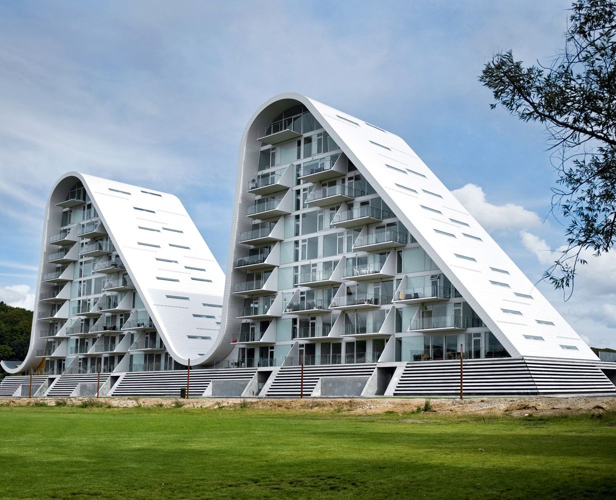 10 Of The World S Coolest Apartment Buildings Co Design Business
