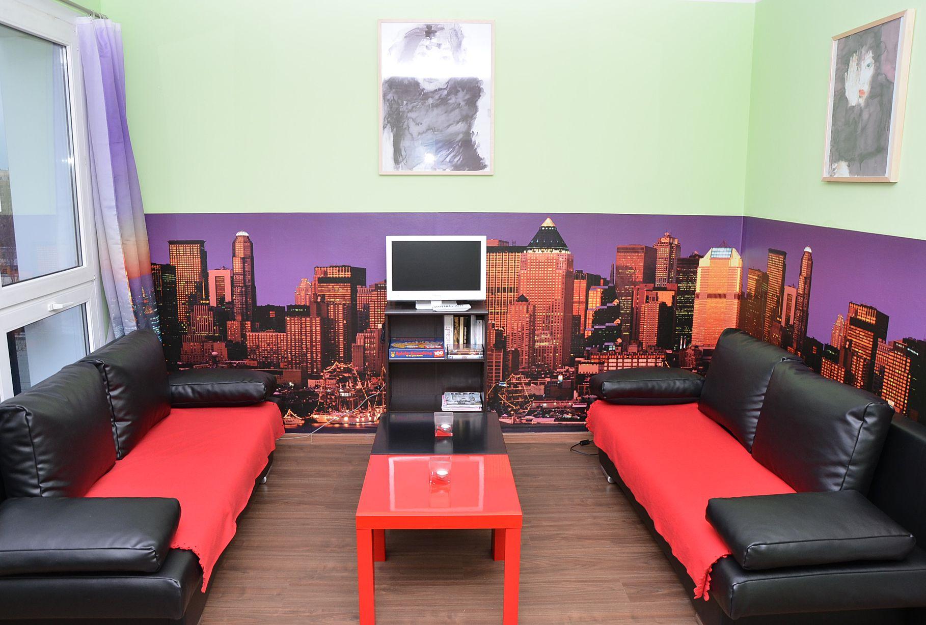 2. apartment livingroom berlin city ALEX