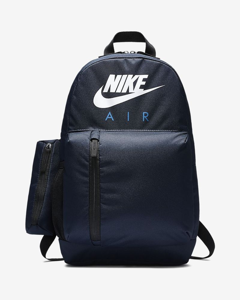 49a6ee92ae Details about NIKE Kids' Elemental Backpack with Pencil Case - Black ...