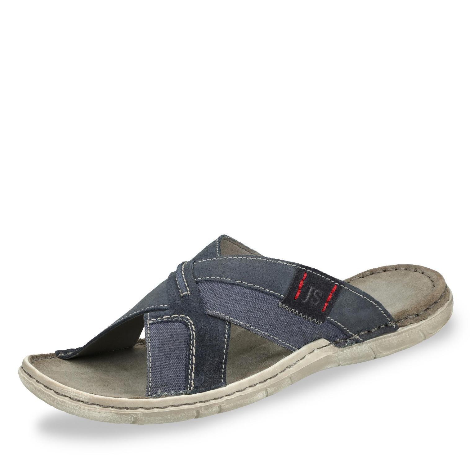 online store f5dc1 51a93 Josef Seibel Pantolette di 2019 | Unisex sandals | Shoes ...