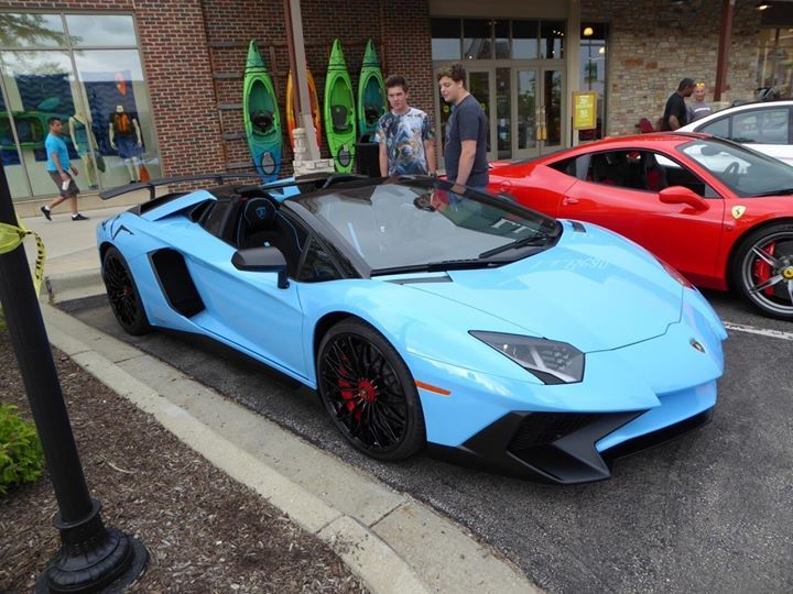 SV Aventador Lamborghini Supercars Luxury Cars Exoticcars - Cool fancy cars