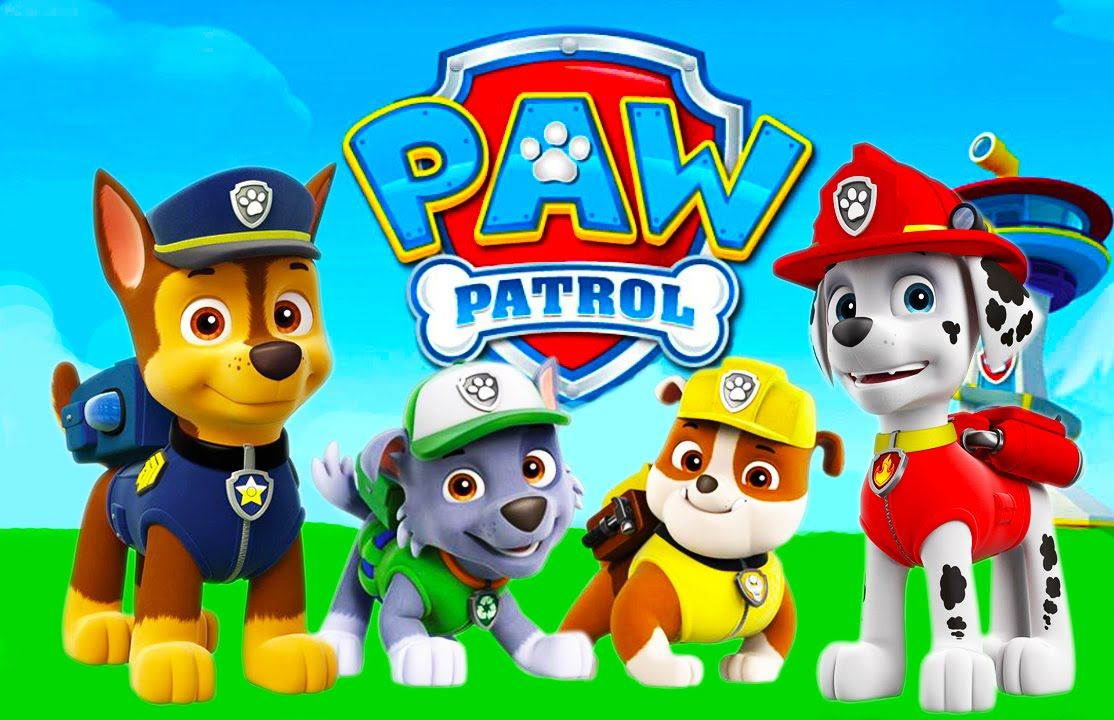 Paw Patrol Wallpapers Images Photos Videos Hd Funny