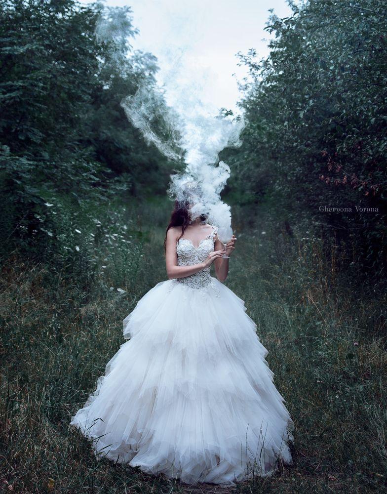 35PHOTO - Червона Ворона - Тайна #forgotten_tales #fineart #dark #wild #artphotography #chervonavorona #Ukraine #characters