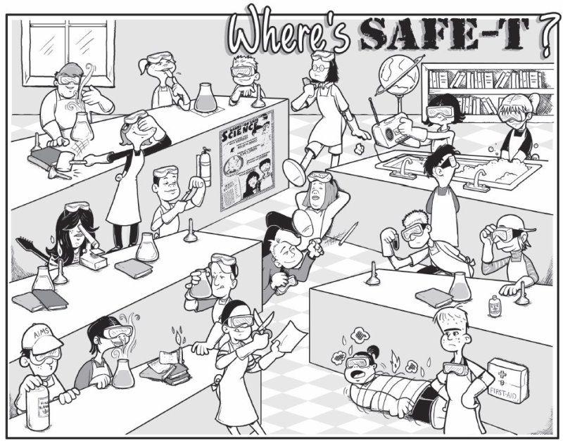 Lab Safety/Scientific Method/Metric system - Mr. Velasquez