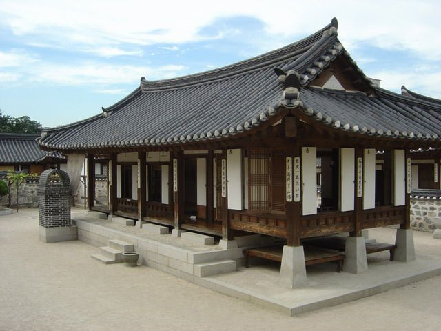 korean interior design - raditional, Korean traditional and raditional house on Pinterest