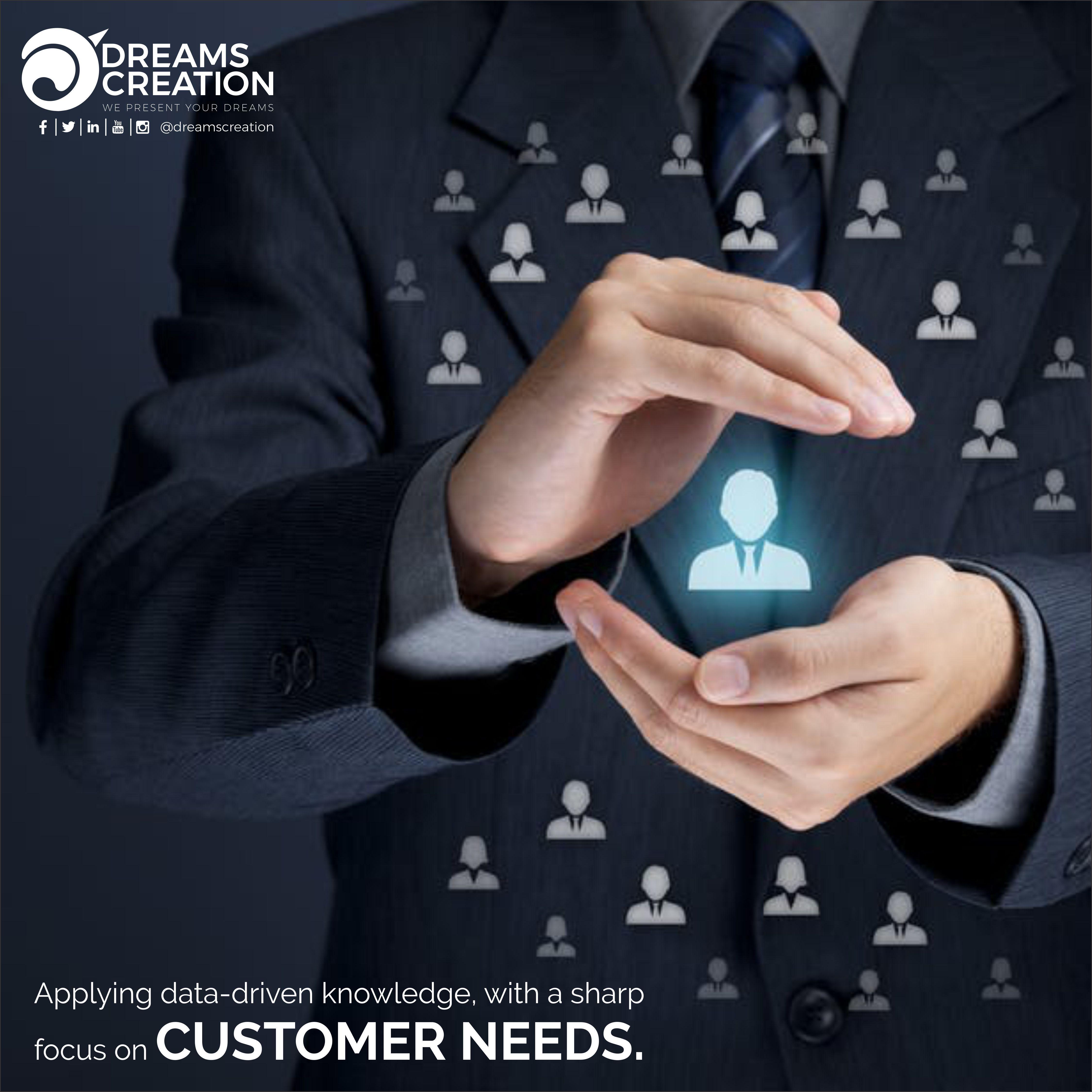 Dreams creation advertising branding marketing