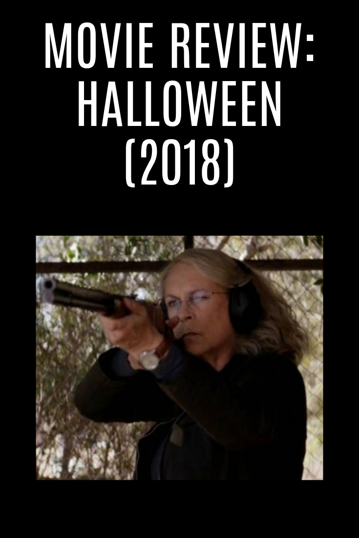 """My Review of """"Halloween"""" (2018) Movie blog, Movies"""