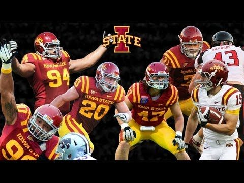 Congratulations To The Cyclones That Are Headed To The Nfl