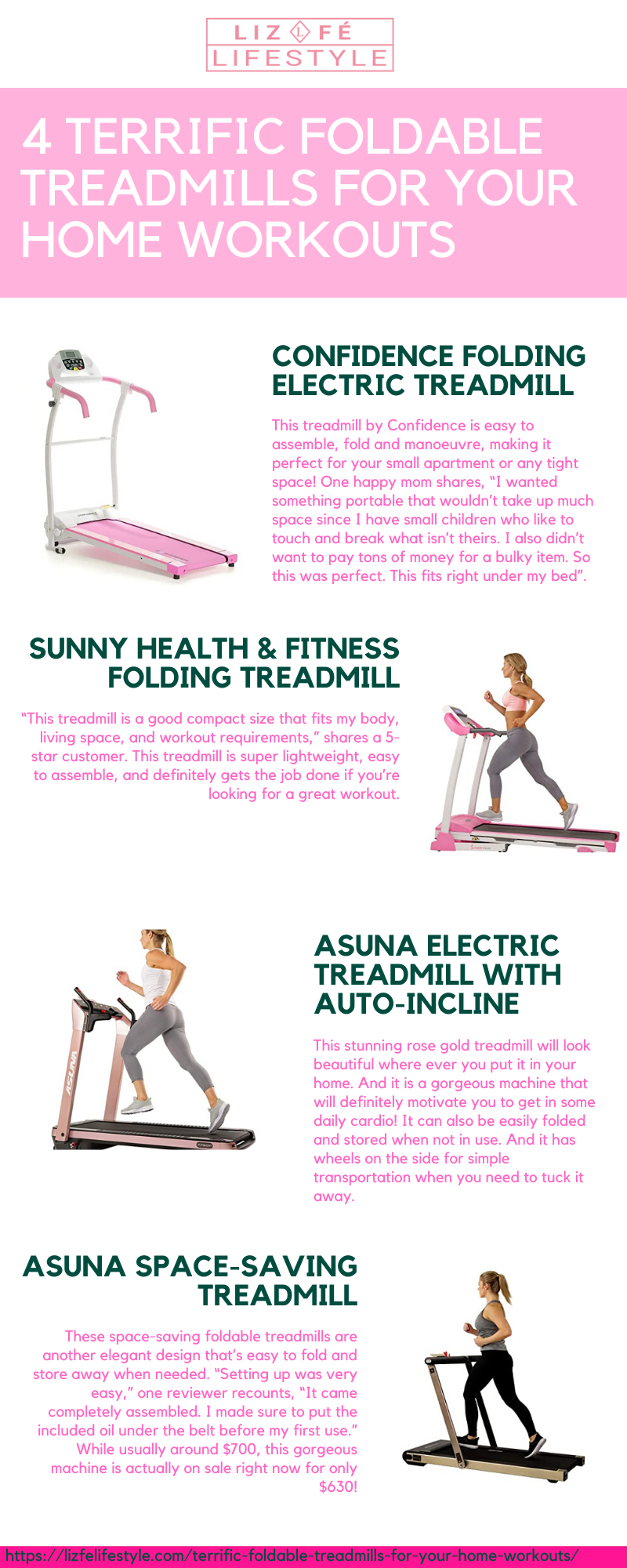 4 Terrific Foldable Treadmills For Your Home Workouts At Home Workouts At Home Workout Plan At Home Gym