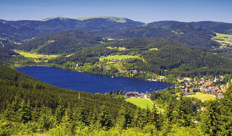 Titisee Scenic Views Beautiful Places Adventure Awaits