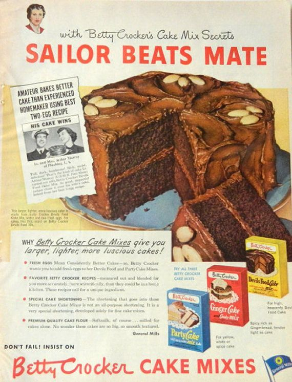 Betty Crocker Date Bar Mix Fruit Cake