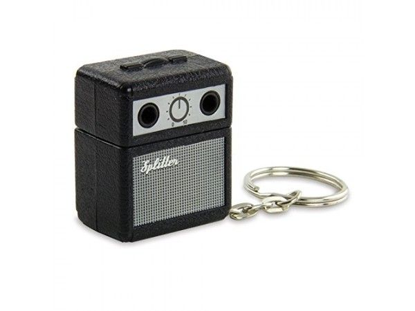Key Chain Splitter Amp