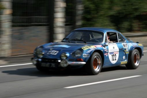 renault alpine a110 racing version less obvious cool cars of the 39 70s pinterest road. Black Bedroom Furniture Sets. Home Design Ideas