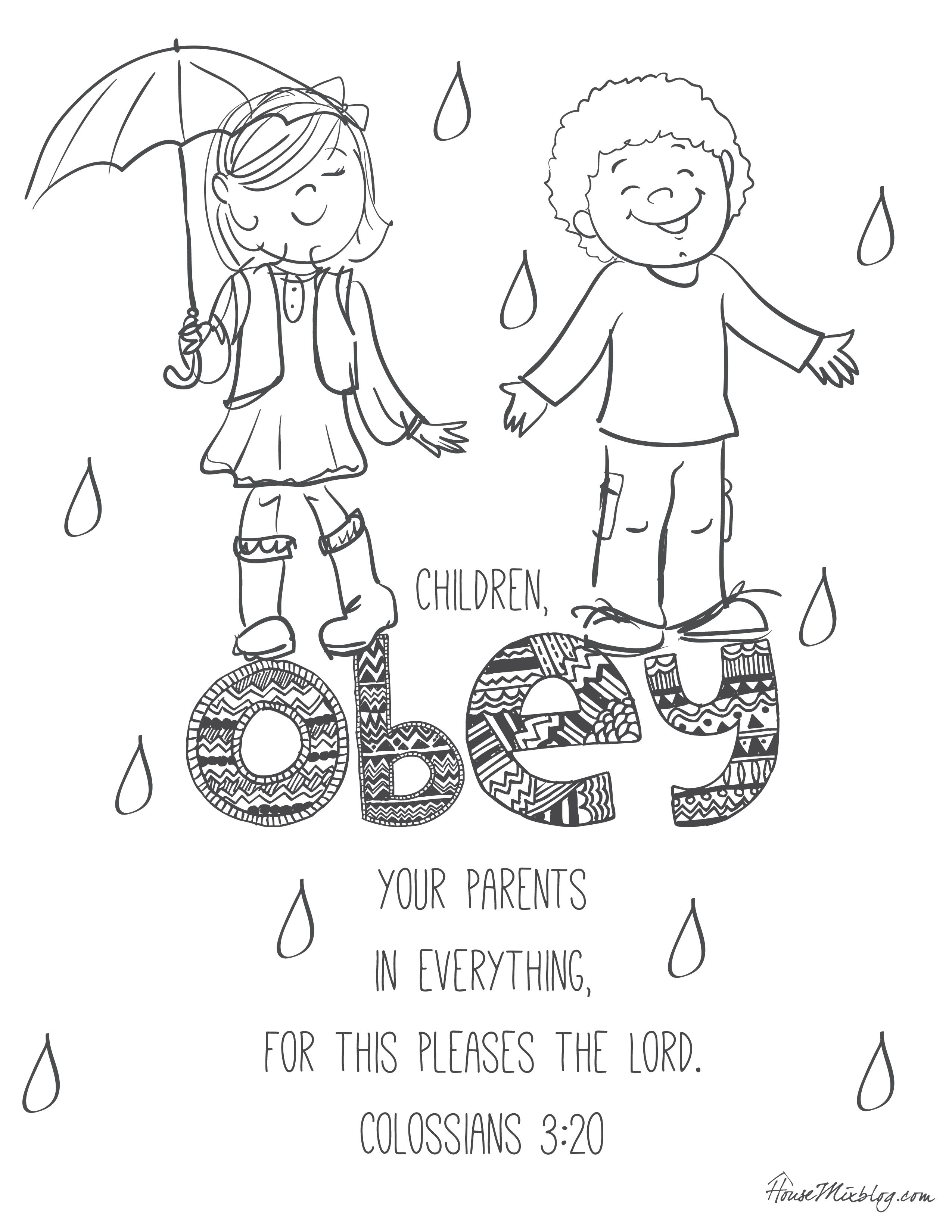 Free for personal use bible verses drawing of your choice