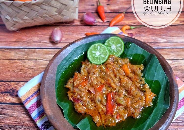 Resep Sambal Belimbing Wuluh Oleh Susi Agung Resep Resep Makanan Asia Makanan Pedas Masakan Indonesia