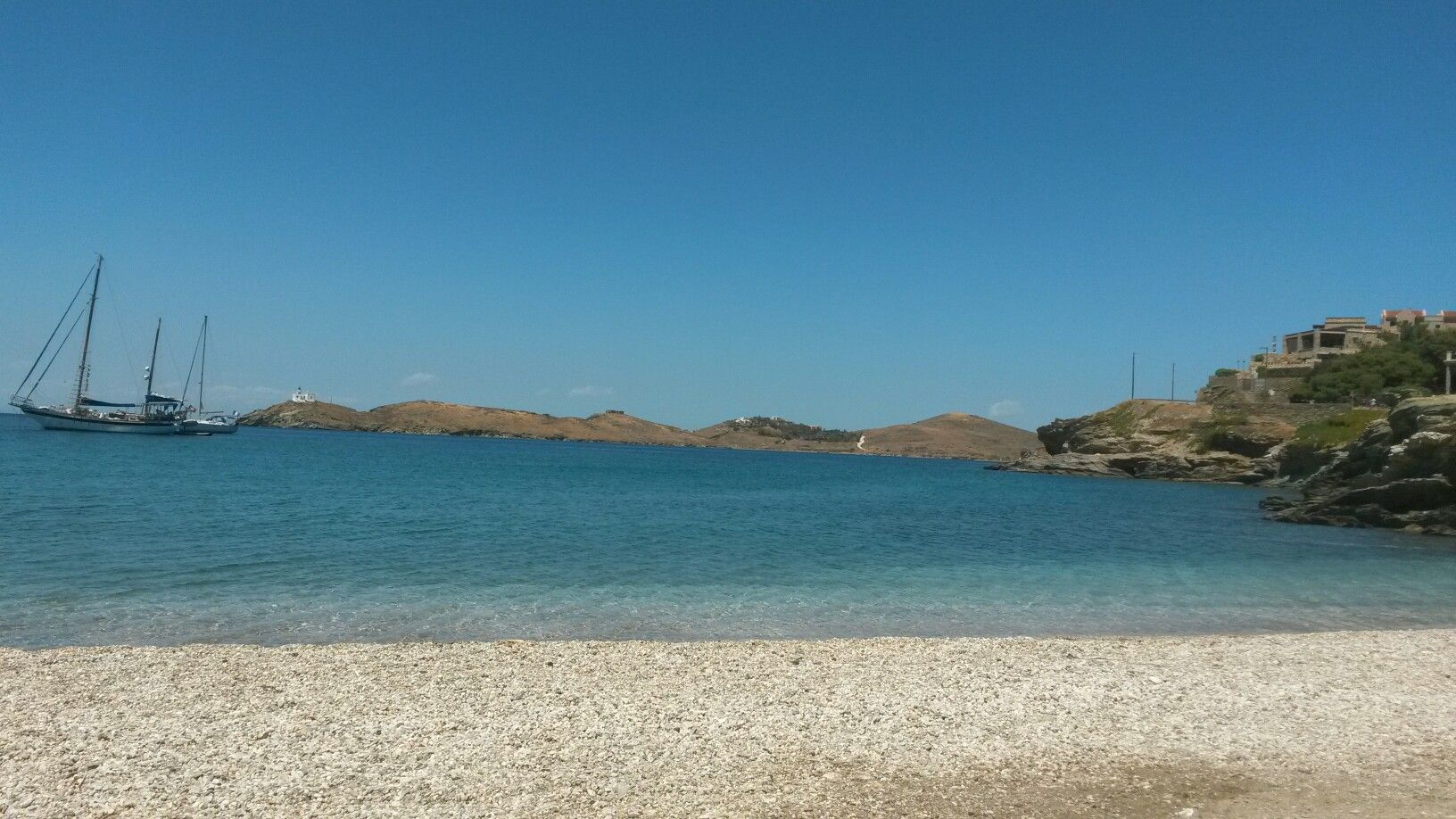 Korissia, Kea/ Tzia  #destinationkea #visitkea #cyclades #aegean #greekislands