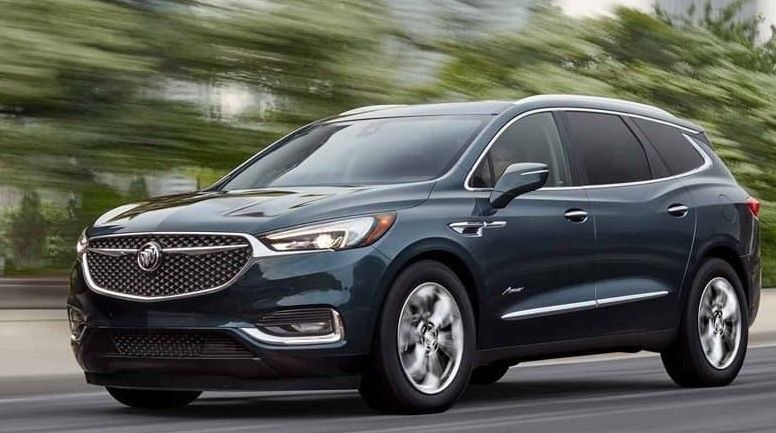 The Next 2020 Buick Enclave This What We Know So Far Suv Todrive Com Buick Envision Buick Enclave Buick