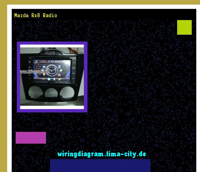 Mazda Rx 8 Radio Wiring Harness Diagram