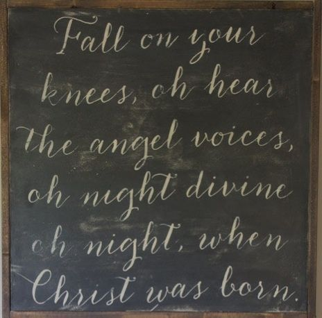 Pin by Karen McCreary on Fall On Your Knees, O Hear The Angels' Voices   Favorite christmas ...