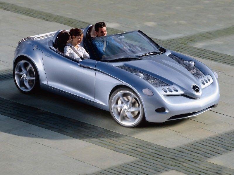 2000 Mercedes-Benz Vision SLA Image