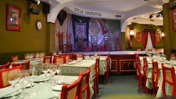Restaurante Cafe De Chinitas En Madrid China Restaurantes