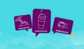 American Express Program Offers Discounts for Tweets