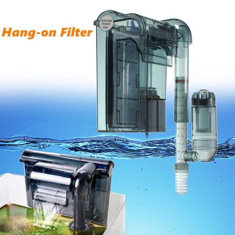 Aquarium Submersible 3 In 1 External Hanging Fish Tank Power Filter Waterfall External Aquarium Air Pump Aquarium Air Pump Fish Tank Air Pump