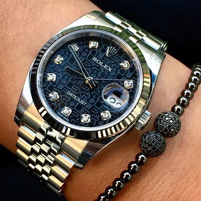 45352bbb13c Perfect match DATEJUST Ref 116234