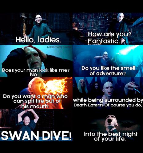 Voldemort XD - harry-potter-vs-twilight Photo