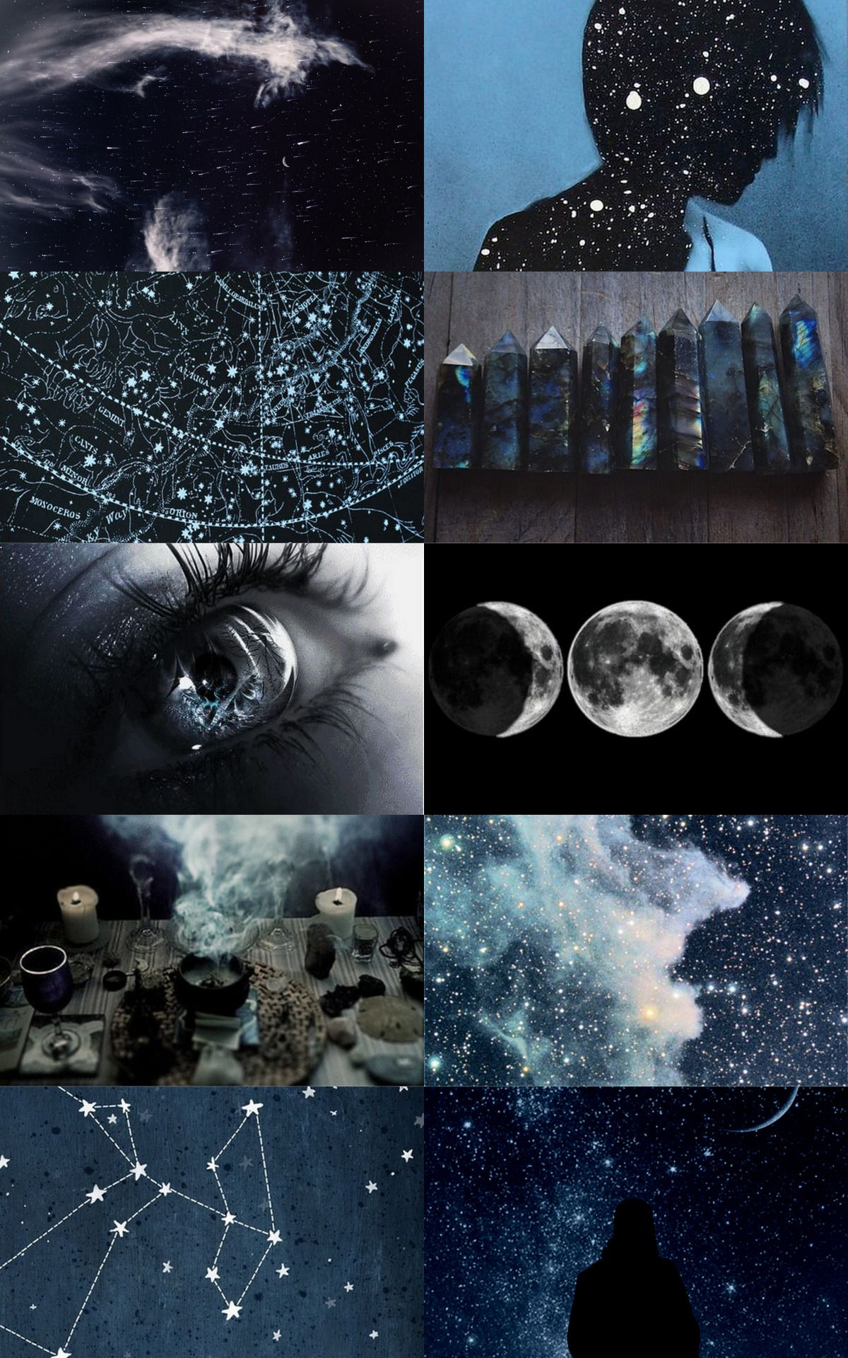 """screamingoutthereasonwhy """"Astronomy witch aesthetic (x"""