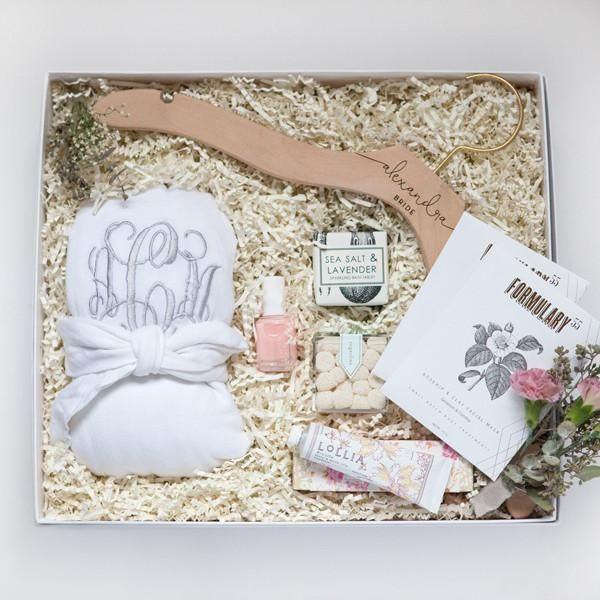 LIMITED Luxe Bridal Gift Box