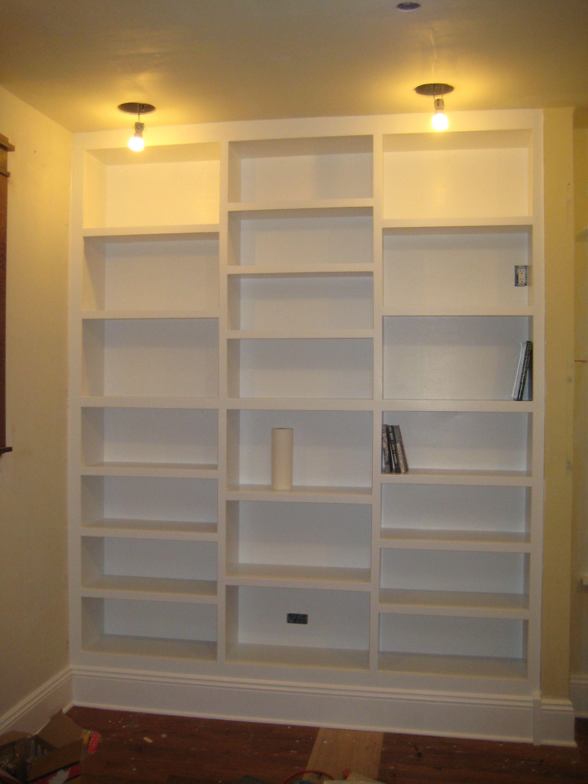 building built in bookshelves kill the kindles build a built in bookcase - Building Built In Bookshelves