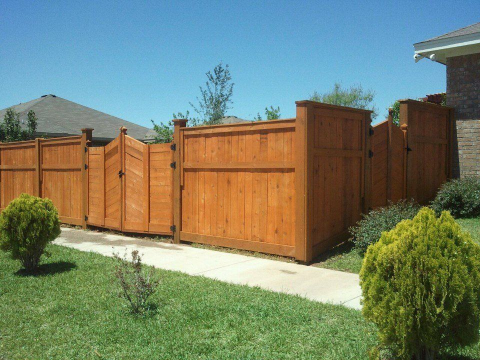 The Best Wood Or Composite Privacy Fence Picket Lattice