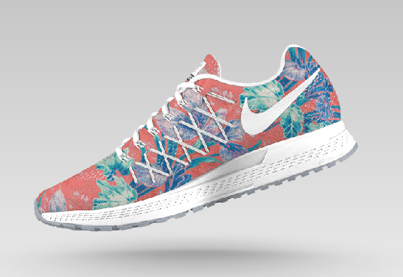 premium selection 0a733 a57ab Nike Air Zoom Pegasus 32 Photosynthesis iD Running Shoe