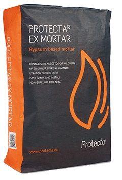 Protecta Ex Mortar Gebruikt Worden