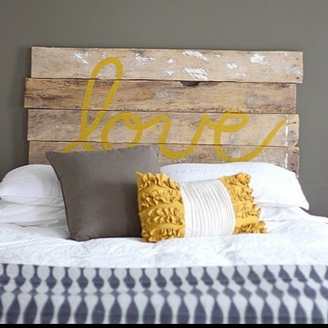 I would like to do this as a wall decoration, not a bed board.