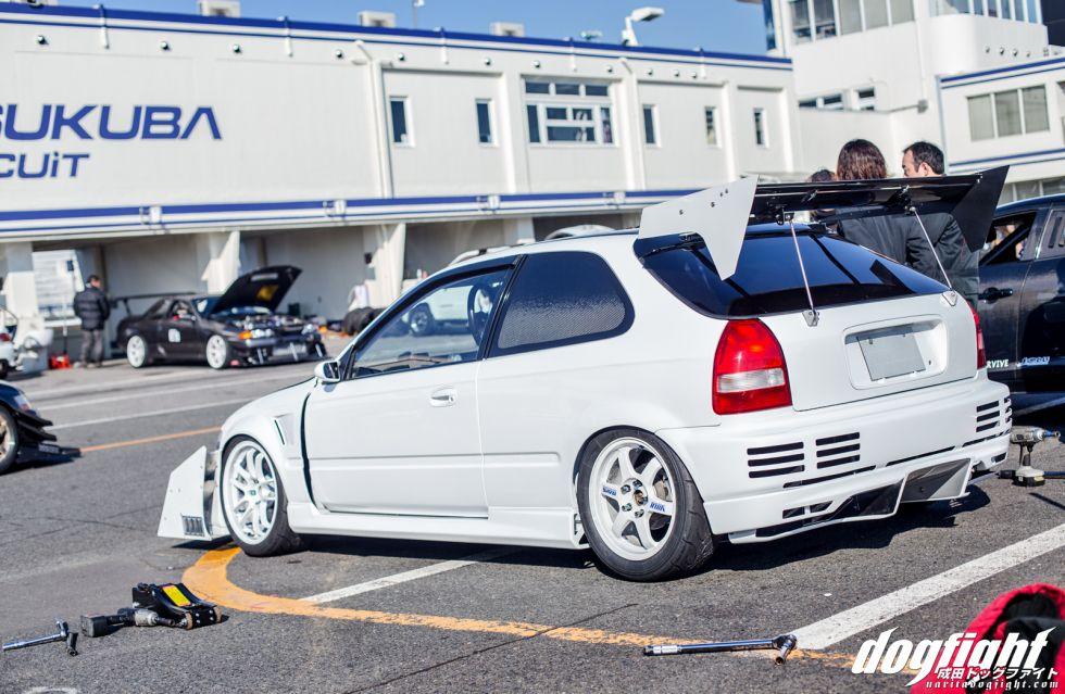 Yusuke Tokue S Honda Civic Ek4 Hatch With 275hp Itb D B18c Done At