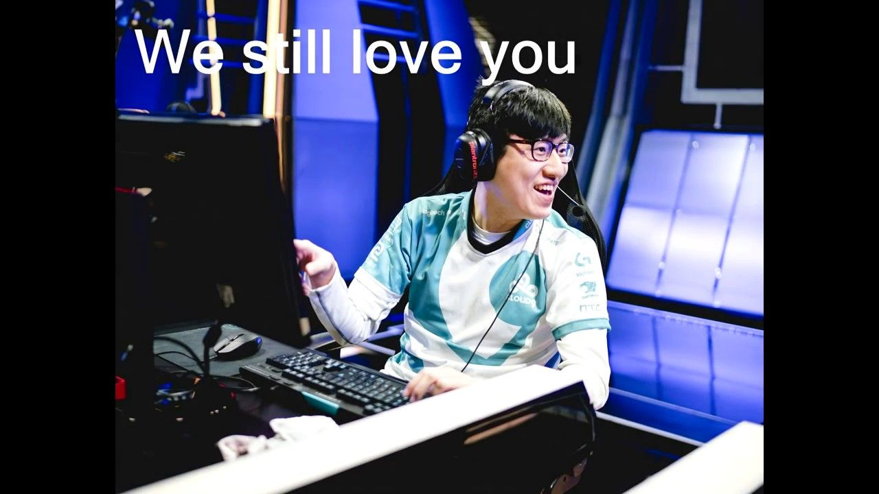 Rush. We still love you. https://youtu.be/pTVn2_BTt4A #games #LeagueOfLegends #esports #lol #riot #Worlds #gaming
